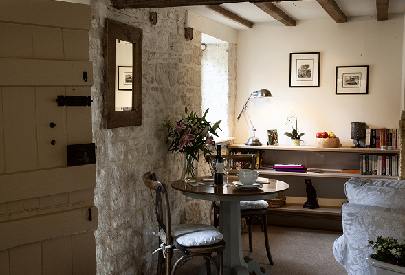 Dining Area, The Coach House, Garretts Farm, Buckland, Broadway, Cotswolds