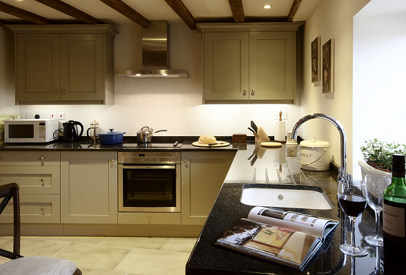 Kitchen, The Coach House, Garretts Farm, Buckland, Broadway, Cotswolds